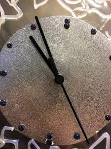 Detalj klocka