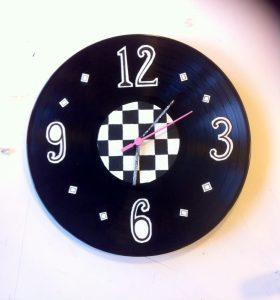 50-tals klocka